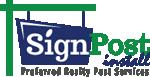 SignPost Install